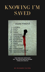 Knowing Im Saved - The Book